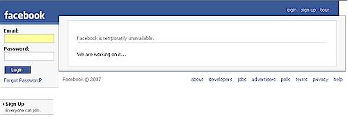 Facebookupgrade